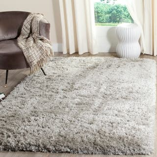 Safavieh Polar Silver Shag Rug (8' x 10')|https://ak1.ostkcdn.com/images/products/13299337/P20007736.jpg?impolicy=medium