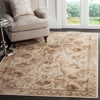 Safavieh Vintage Oriental Light Blue Distressed Silky Viscose Rug - 8' x 11'
