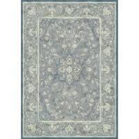 Safavieh Vintage Oriental Blue Distressed Silky Viscose Rug - 8' x 11'