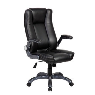PU Leather Modern High-back Office Executive Chair