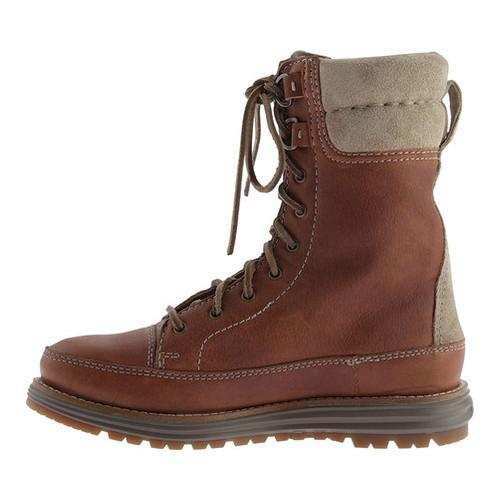 ... Women's Cole Haan Lockridge Grand Double Collar Lace Up Boot  Woodbury Waterproof