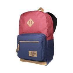 Dickies Study Hall Backpack Scarlet/Navy