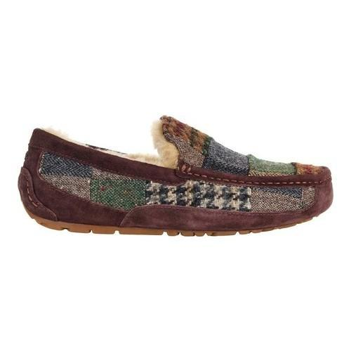 Men's UGG Ascot Patchwork Slipper Patchwork