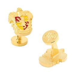 Men's Cufflinks Inc Gryffindor Crest Cufflinks Gold