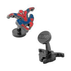 Men's Cufflinks Inc Spider-Man Hero Cufflinks Multi