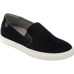 Women's Aerosoles Milestone Sneaker Black Velvet