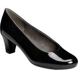 Women's Aerosoles Shore Thing Black Faux Patent (More options available)