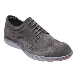 Men's Cole Haan Grand Tour Wing Tip Derby Pavement Suede