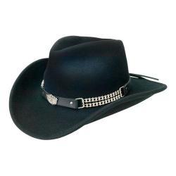 Jack Daniel's JD03-105 Cowboy Hat Black