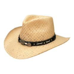 Jack Daniel's JD03-705 Cowboy Hat Natural