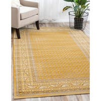Unique Loom Allover Tribeca Area Rug - 4' x 6'