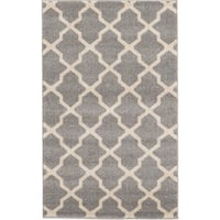 Unique Loom San Antonio Trellis Area Rug - 3' 3 x 5' 3