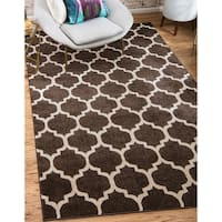 Unique Loom Philadelphia Trellis Area Rug - 3' 3 X 5' 3