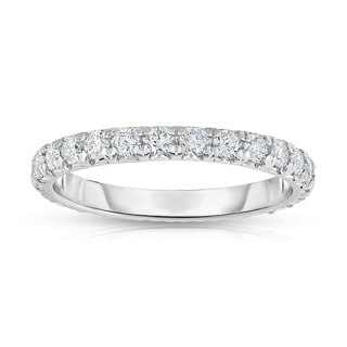 Noray Designs 14k White Gold 7/8ct TDW Diamond Eternity Band