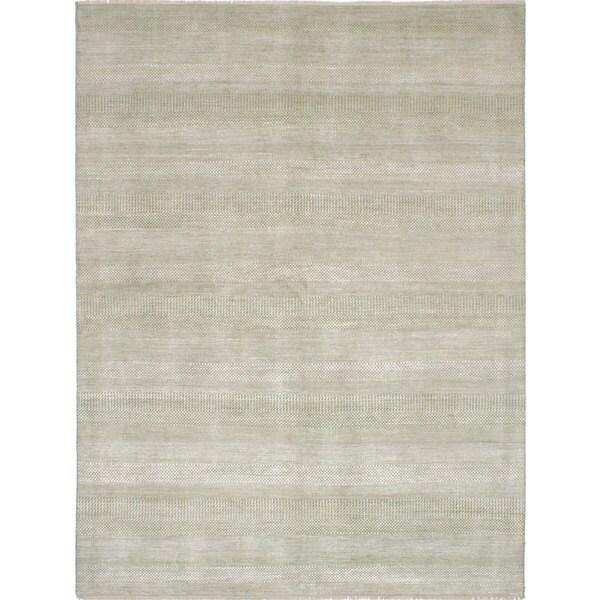 Shop Ecarpetgallery Viscose From Bamboo-Shevra Green Wool