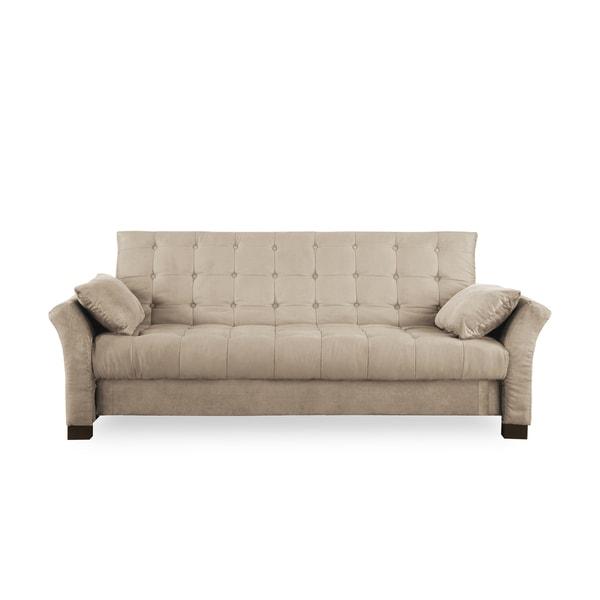 Sleeper Sofa Overstock: Shop Newton Convertible Sleeper Sofa