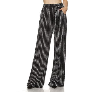 JED Women's Wide Leg Palazzo Pants - Free Shipping On Orders Over ...