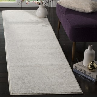 Safavieh Carnegie Vintage Cream/ Light Grey Distressed Runner (2' 3 x 12')