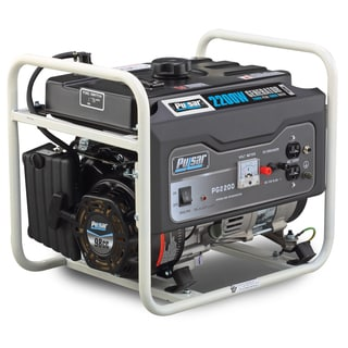 Pulsar Products 2,200-watt Gasoline-powered Portable Generator