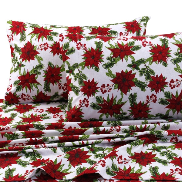 Cotton Flannel Pillowcases (Set of 2)