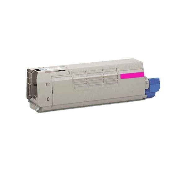 1PK Compatible 43865718 Toner Cartridge For OKI C6000 C6050 ( Pack of 1 )