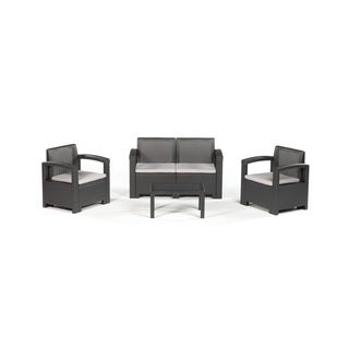 Texas 4-Piece Conversation Set