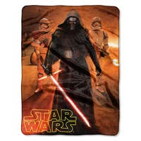The Northwest Company 'Star Wars' Force Trio Multicolor Polyester Throw