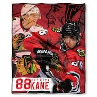 NHL 575 Blackhawks Patrick Kane Silk Touch Throw