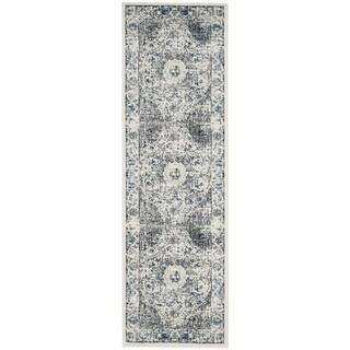 Safavieh Evoke Vintage Oriental Grey / Ivory Distressed Runner (2' 2 x 13')
