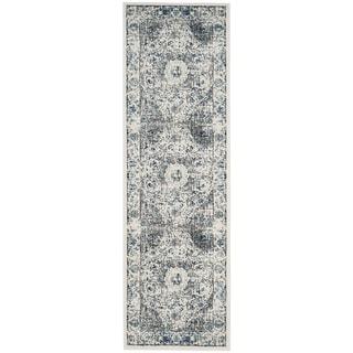 Safavieh Evoke Vintage Oriental Grey / Ivory Distressed Runner (2' 2 x 21')
