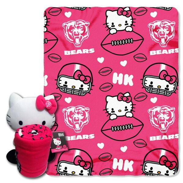 COK 027 Bears Hello Kitty  with Throw