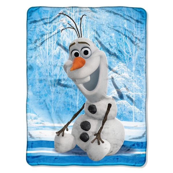 Frozen - Chills and Thrills Throw