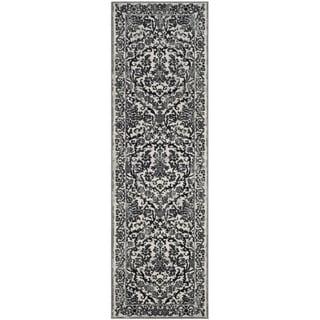 Safavieh Evoke Vintage Oriental Ivory / Grey Distressed Runner (2' 2 x 15')