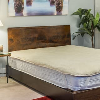 Denali Supreme Lambswool Mattress Pad|https://ak1.ostkcdn.com/images/products/13308219/P20015538.jpg?impolicy=medium