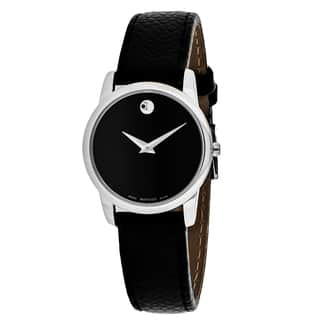 Movado Women's 607015 Museum Watches|https://ak1.ostkcdn.com/images/products/13308266/P20015288.jpg?impolicy=medium