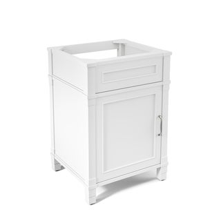 Alaterre Williamsburg 24-inch Wood Single Sink Bath Vanity