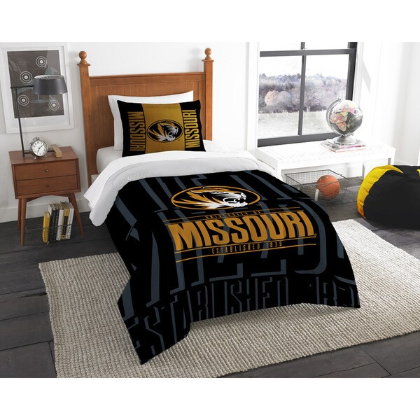 The Northwest Company COL 862 Missouri Modern Take Twin 2-piece Comforter Set