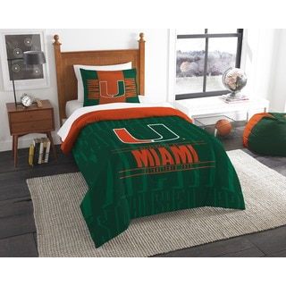 The Northwest Co COL 862 Miami Modern Take Twin 2-piece Comforter Set