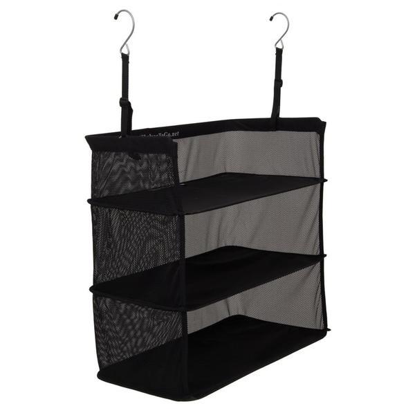 Shop Portable Expandable Hanging Travel Shelves Free
