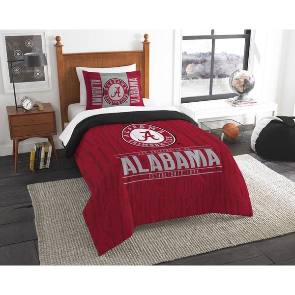 The Northwest Company COL 862 Alabama Modern Take Twin 2-piece Comforter Set