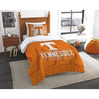 The Northwest Company COL Tennessee Modern Take Orange Twin 2-piece Comforter Set