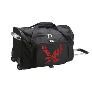 Denco Sports Eastern Washington 22-inch Carry-on Rolling Duffel Bag