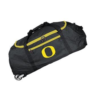 Deco Sports Mojo Oregon Black Nylon 36-inch Collapsible Duffel Bag