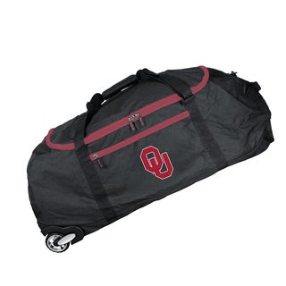 Deco Sports Mojo Oklahoma 36-inch Collapsible Duffel Bag