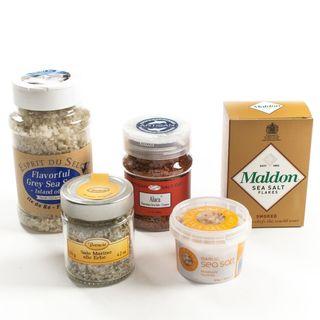 igourmet International Sea Salt Collection