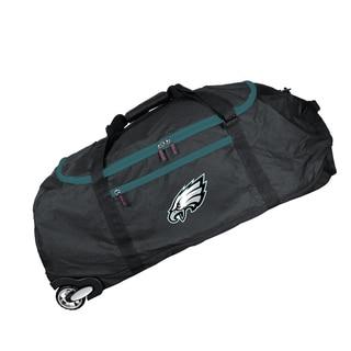 Denco Sports Mojo Philadelphia Eagles 36-inch Collapsible Duffel Bag