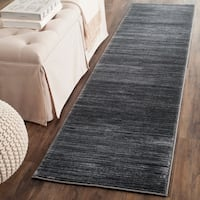 "Safavieh Vision Contemporary Tonal Grey Area Rug - 2'2"" x 10'"