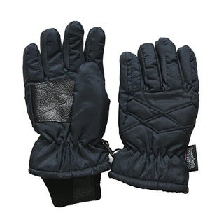 Kids' winter snow Thinsulated Wind-block, Waterproof and Super Comfortable Ski Gloves