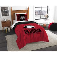 The Northwest Company University of Georgia Comforter Set
