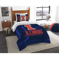 The Northwest Company Illinois Twin 2-piece Comforter Set